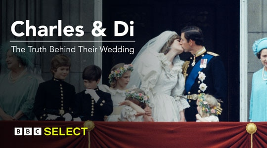Charles and Di - The Truth Behind Their Wedding