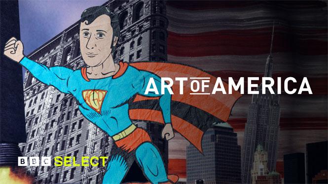 Illustration of Superman