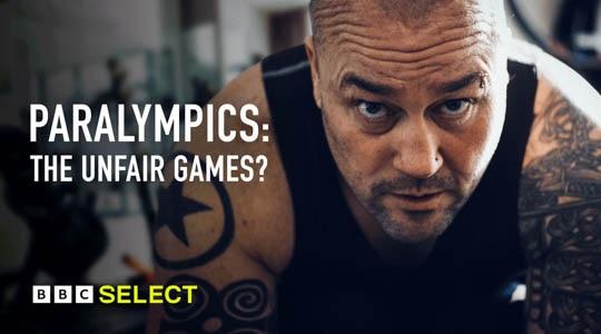 Paralympics: The Unfair Games
