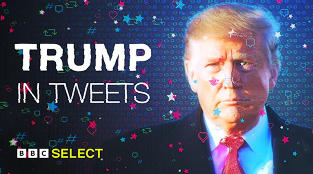 Pixelated image of Donald Trump
