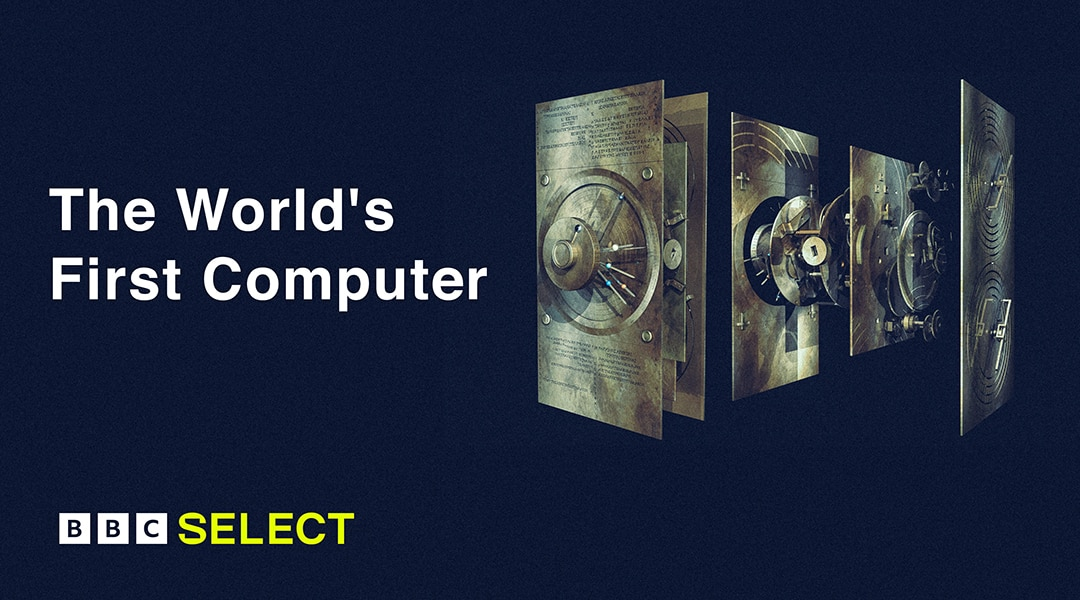 An image of the world's first computer